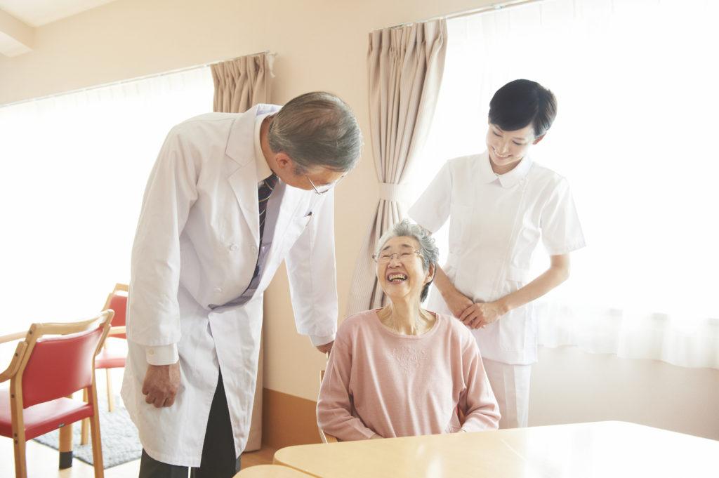 保健・医療・介護の連携体制